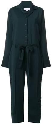 Mira Mikati flower patch pyjama jumpsuit