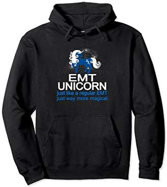EMT Hoodie For Women-Super Cute Unicorn-EMS Gifts