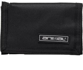 Animal Mens Prevail Wallet Black