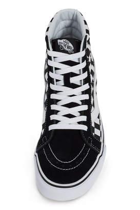 Vans Checkerboard Sk8-Hi Reissue Sneaker