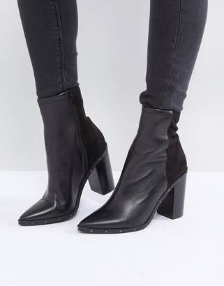 Aldo Lovire Studded Point Ankle Boots