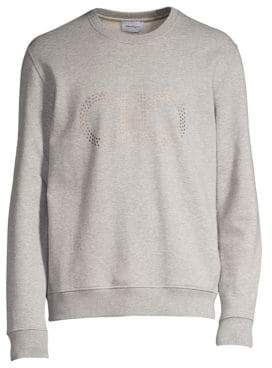 Salvatore Ferragamo Gancini Cotton Hooded Sweatshirt