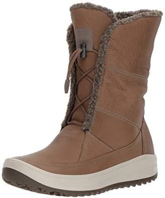 Ecco Women's Trace Tie Snow Boot