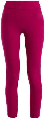 NO KA 'OI No Ka'oi - Keia Cropped Performance Leggings - Womens - Pink