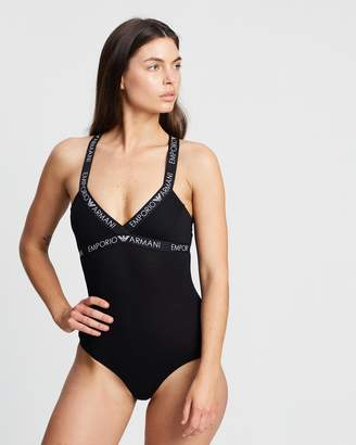 Emporio Armani Knitted Bodysuit