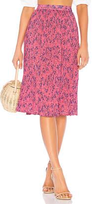 Majorelle Clarissa Midi Skirt