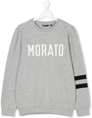 Antony Morato Junior TEEN striped sweatshirt