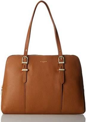 Le Tanneur Women's TAK1010 Shoulder Bag Brown