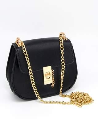 Chloé K. NEW YORK Mini Saddle Bag