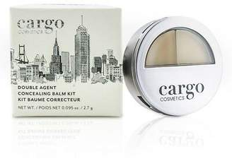 CARGO NEW Double Agent Concealing Kit (4N Medium) 2.7g/0.095oz Womens Makeup