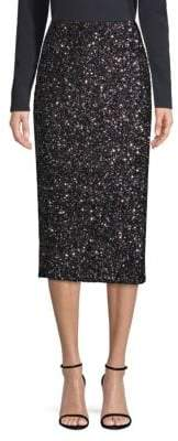 Lafayette 148 New York Casey Sequin Pencil Skirt