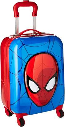 Spiderman Heys America Marvel 3D Pop Up Spinner Luggage