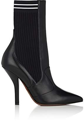 Women's Rockoko Leather Ankle Boots