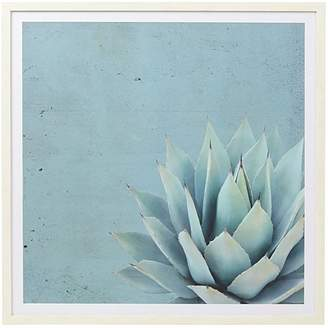 Amalfi by Rangoni Willow Agave Framed Canvas Print (Set of 2)