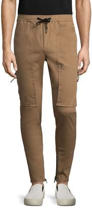 Zanerobe Men's Blockshot Cotton Slim Fit Chino Pants
