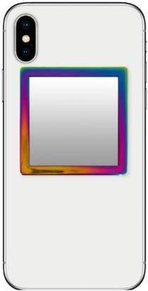 I Decoz Iridescent Square Phone Mirror