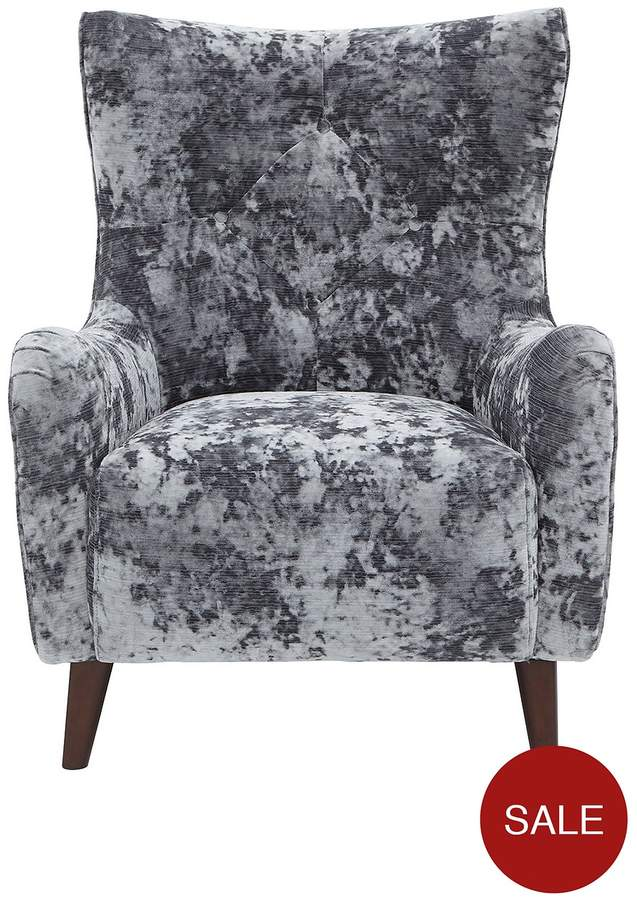Bellini Fabric Accent Chair