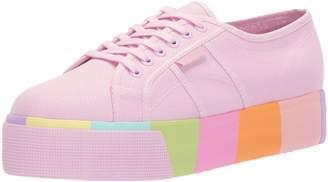 Superga Women's 2790 COTMULTIFOX Sneaker