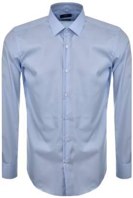 HUGO BOSS Jerris Shirt Blue