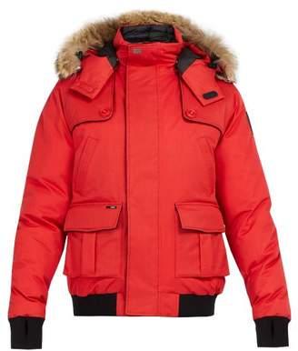 Nobis - Cartel Waterproof Down Filled Jacket - Mens - Red