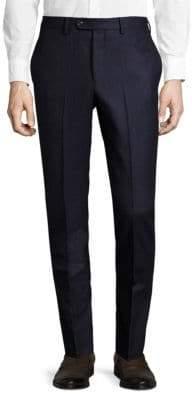 Officine Generale Paul Striped Wool Trousers