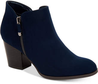 Style&Co. Style & Co Masrinaa Ankle Booties