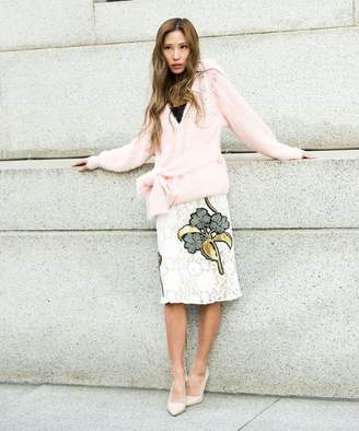 Million Carats (ミリオン カラッツ) - Million Carats フラワーモチーフスカート[DRESS/ドレス]