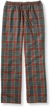 L.L. Bean L.L.Bean Men's Flannel Pajama Pants