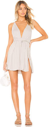 Indah Harlem Layered Mini Dress