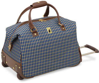 "London Fog Kensington 20"" Wheeled Club Bag"