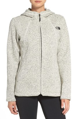 Women's The North Face 'Crescent' Fleece Jacket $99 thestylecure.com