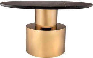 Tov Furniture Terzo Black Marble Cocktail Table