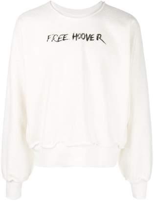 Yeezy Free Hoover sweatshirt