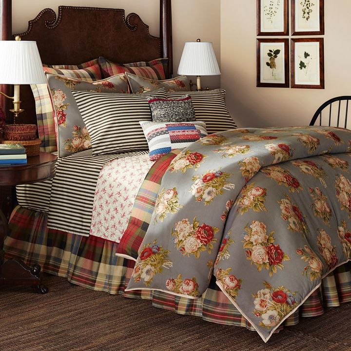 Chaps Home Hudson River Valley Comforter Set Sold Out