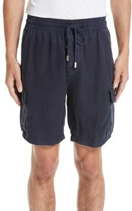 Vilebrequin Vilbrequin Linen Cargo Shorts