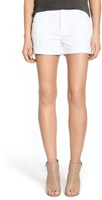 Women's Hudson Jeans Croxley Cuffed Denim Shorts $125 thestylecure.com