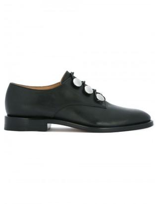 Alexander Wang 'Matilda' Derby shoes $550 thestylecure.com