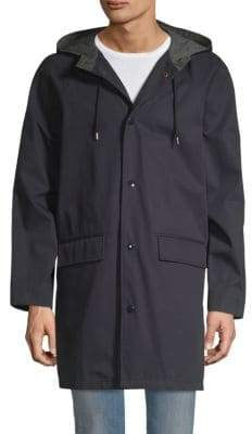 A.P.C. Manteau Hooded Jacket