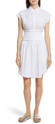 Alexander Wang Cotton Poplin Shirtdress