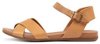 Django & Juliette New Bross Womens Shoes Sandals Sandals Flat