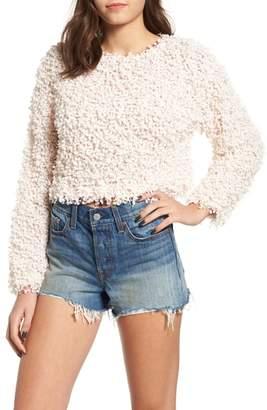 Somedays Lovin Glorious Crop Sweater