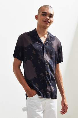 Insight Bleached Out Resort Short Sleeve Button-Down Shirt