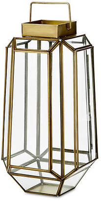 "Jamie Young 14"" Faceted Prism Lantern"