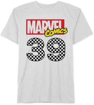 Hybrid Men's Marvel Comics 39 Graphic T-Shirt