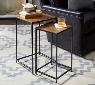 Pottery Barn Wes Nesting Tables