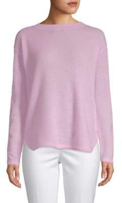 Saks Fifth Avenue Boatneck Cashmere Sweater