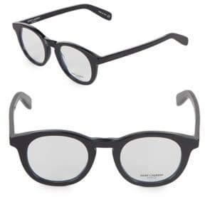 Saint Laurent 46MM Round Optical Glasses