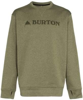 Burton Ak Oak logo embellished jumper