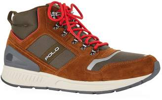 Polo Ralph Lauren Train High Top Sneakers