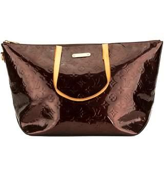 e0908742006 Louis Vuitton Amarante Monogram Vernis Leather Bellevue GM (4064015)